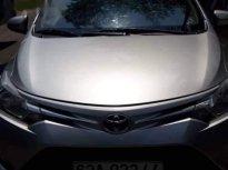 Bán Toyota Vios năm 2015, màu bạc, xe gia đình giá 396 triệu tại Tiền Giang