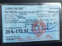 Bán xe Toyota Vios E đời 2011 chính chủ giá 268 triệu tại Hà Nội