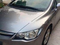 Cần bán xe Honda Civic sản xuất 2006, màu bạc giá 262 triệu tại Thái Bình