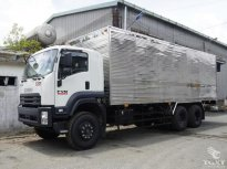 Xe tải Isuzu 14T5 thùng kín - FVM34WE4, thùng dài 7,66m, 1 tỉ 740 giá 1 tỷ 740 tr tại Tp.HCM
