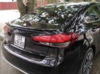 Bán ô tô Kia Cerato đời 2018, màu đen, máy êm ru giá 590 triệu tại Hải Phòng