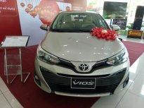 Bán Toyota Vios 2019 liên hệ 0982772326, hỗ trợ trả góp 80% giá 569 triệu tại Hải Dương