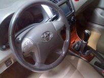 Cần bán xe Toyota Corolla altis 1.8V năm sản xuất 2010, màu đen, xe nhà đi ít giữ gìn, nội thất còn mới giá 400 triệu tại Thanh Hóa