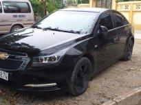 Cần bán gấp Chevrolet Cruze năm 2011, màu đen giá 319 triệu tại Hải Dương