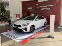 Bán ô tô Kia Cerato 1.6 AT Delu năm 2019, màu trắng giá 635 triệu tại Hải Phòng