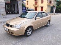 Bán Daewoo Lacetti 2004, màu vàng, nhập khẩu giá 120 triệu tại Ninh Bình