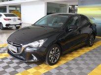 Bán Mazda 2 1.5AT 2016, màu đen giá 486 triệu tại Tp.HCM