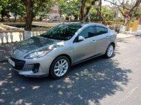 Cần bán lại xe Mazda 3 S 1.6AT đời 2014, màu bạc giá 455 triệu tại Đà Nẵng