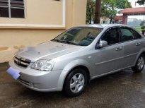 Cần bán Daewoo Lacetti sản xuất năm 2008, màu bạc giá 185 triệu tại Phú Thọ