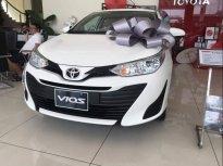 Bán xe Toyota Vios 1.5L 2019, màu trắng giá cạnh tranh giá 531 triệu tại Cần Thơ