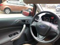 Cần bán xe Ford Fiesta 2012 số tự động màu đỏ chính chủ giá 315 triệu tại Tp.HCM