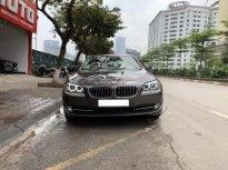 Xe BMW 5 Series 520i sản xuất 2013, màu xám, nhập khẩu giá 1 tỷ 180 tr tại Hà Nội