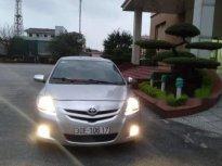 Bán Toyota Vios E đời 2008, màu bạc, nhập khẩu   giá 255 triệu tại Hà Nội