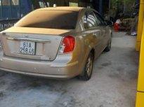Bán Daewoo Lacetti đời 2010, màu vàng giá 235 triệu tại Bình Dương