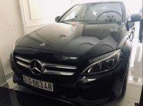 Bán Mercedes C200 đời 2018, màu đen, xe đẹp giá 1 tỷ 395 tr tại Tp.HCM