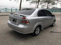 Cần bán Daewoo Gentra đời 2010, màu bạc, xe nhập số sàn giá 215 triệu tại Hà Nội