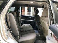 bán xe Hyundai Santafe 2009 số sàn màu bạc giá 393 triệu tại Tp.HCM