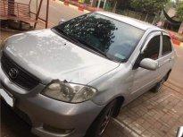 Cần bán xe Toyota Vios sản xuất 2005, màu bạc giá 215 triệu tại BR-Vũng Tàu