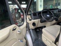Bán Ford Transit màu bạc 2018 số sàn máy dầu mua mới chính hãng giá 697 triệu tại Tp.HCM