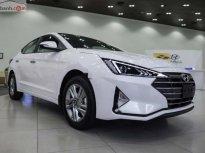 Bán xe Hyundai Elantra 1.6 AT 2019, màu trắng giá 655 triệu tại Thái Bình