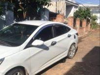 Bán ô tô Hyundai Accent đời 2012, màu trắng, xe nhập giá 350 triệu tại Đắk Lắk