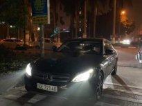 Bán Mercedes C200 đời 2016, màu đen, xe nhập giá 1 tỷ 222 tr tại Hà Nội