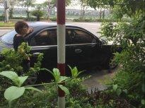 Bán Kia Spectra năm 2004, màu đen, xe nhập, giá tốt giá 94 triệu tại Thái Bình