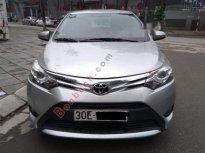 Bán Toyota Vios 1.5G 2017, màu bạc số tự động  giá 545 triệu tại Hà Nội