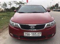 Bán Kia Forte năm 2011, màu đỏ số tự động giá cạnh tranh giá 410 triệu tại Hà Nội