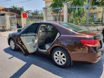 Bán Toyota Camry 2.4G đời 2007, màu nâu ít sử dụng giá 495 triệu tại Khánh Hòa