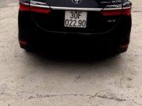 Bán Toyota Corolla altis 1.8E năm 2018, màu đen, số sàn giá 680 triệu tại Hà Nội