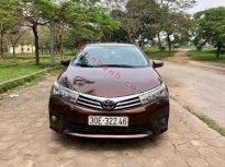 Bán Toyota Corolla altis 1.8G AT sản xuất 2016, màu nâu, xe gia đình giá 665 triệu tại Hà Nội