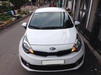 Cần bán xe Kia Rio 2016 màu trắng số tự động giá 486 triệu tại Tp.HCM