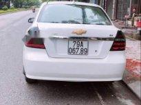 Bán Daewoo Gentra MT đời 2009, màu trắng, xe nguyên bản giá 200 triệu tại Nam Định