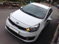 Em bán xe Kia Rio SX 2015 số tự động, màu trắng, nhập Korea giá 446 triệu tại Tp.HCM
