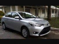 Bán ô tô Toyota Vios 2018, màu bạc, xe nhà sử dụng còn mới giá 480 triệu tại Bình Dương