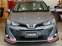 Bán Toyota Vios 2019 giảm tiền mặt + quà tặng giá 534 triệu tại Tp.HCM