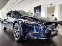 Bán Mazda 6 2.0 Premium năm sản xuất 2019, màu xanh lam giá 899 triệu tại Tp.HCM