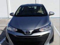 Bán xe Toyota Vios 1.5E sản xuất năm 2019, màu xám giá 506 triệu tại Tp.HCM