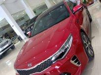 Bán xe Kia Optima 2.4 năm 2016, màu đỏ, giá 800tr giá 800 triệu tại Tp.HCM