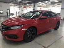 Bán Honda Civic RS sản xuất năm 2019, màu đỏ, xe nhập, giá chỉ 929 triệu giá 929 triệu tại Tp.HCM
