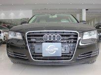 Cần bán lại xe Audi A8 2011, màu đen, nhập khẩu giá 1 tỷ 750 tr tại Tp.HCM