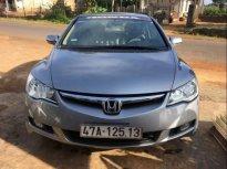 Bán ô tô Honda Civic MT đời 2009, màu xám, xe đẹp giá 350 triệu tại Đắk Lắk