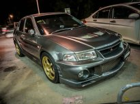 Cần bán xe Mitsubishi Lancer sản xuất năm 2001, màu xám chính chủ giá 136 triệu tại BR-Vũng Tàu