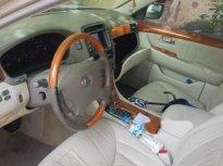 Chính chủ bán xe Lexus LS 430 đời 2004, màu vàng cát giá 620 triệu tại Hà Nội