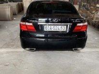 Bán Lexus LS 460 đời 2007, màu đen, xe đẹp giá 900 triệu tại Tp.HCM