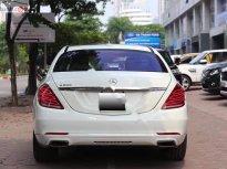 Bán xe Mercedes S500 năm 2014, màu trắng, giá tốt giá 3 tỷ 100 tr tại Hà Nội