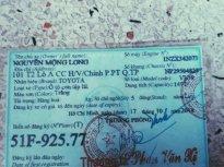 Cần bán gấp Toyota Vios 2005 giá cạnh tranh giá 140 triệu tại Tp.HCM