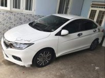 Cần bán lại xe Honda City Top đời 2018, màu trắng xe gia đình, giá 580tr giá 580 triệu tại Đồng Nai