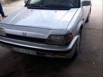 Bán Honda Civic năm sản xuất 1986, màu bạc, xe nhập giá 40 triệu tại Tp.HCM